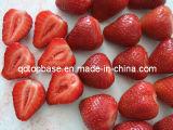 2013 Ensemble de fraises séchées surgelés IQF