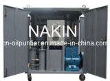 Het verticale VacuümApparaat van de Reiniging van de Olie van het Recycling van de Olie van de Transformator (zy-50)
