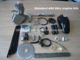 CNC que faz, projeto dos EUA, motor da alta qualidade 48cc, jogos do motor de gás, motor da bicicleta