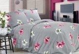 Buena Pakaged China Foto juego de cama de algodón 100% moderno peinado satén para dormir profundo auditada por SGS