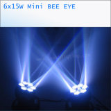 15W*6PCS 꿀벌 눈 LED 급상승 이동하는 맨 위 점화