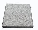 Basalto grigio martellato Bush naturale della roccia del basalto di prezzi poco costosi caldi di vendita