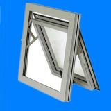 Double isolation PVC Low-E en verre de fenêtre d'ébarbage