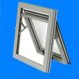 두 배 격리 낮은 E 유리 PVC 차일 Windows