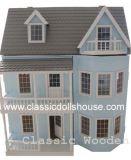 Деревянные куклы детей дома - 2