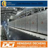 Chaîne de production de panneau de partition de gypse de matériaux de construction fabriquée en Chine