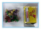 Fuegos artificiales 8500c del juguete de los fuegos artificiales de los mordedores del estallido del estallido del color