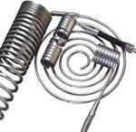 熱いランナーのコイル・ヒーターの発熱体