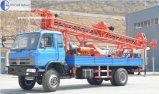 GLIII montada en camión de plataforma de perforación de pozos de agua