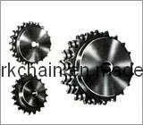 ANSI-Stahl gelöschte industrielle Stahlstandardkettenräder