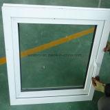 Guichet blanc du bâti UPVC de lame de Sinlge avec le prix usine