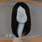Full Machine Wefted Half Hair Hair peruca feminina