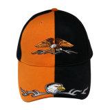 Бейсбольная кепка панели белизны 6 с логосом Bb92 вала
