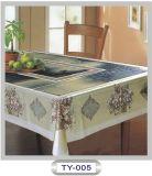 Chiffon de table en PVC indépendant (TY-005)
