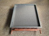 Caldeira de madeira ao ar livre Air to Water Heat Exchanger / Copper Condenser