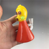 Tubo esaltante di modello animale di vetro dell'impianto offshore dei tubi di fumo