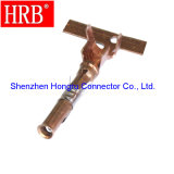 Automotriz Crimp Copper conector hembra Terminal
