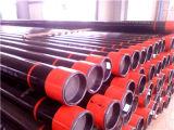 Kohlenstoffstahl-Öl-Gehäuse-Rohr API-5CT J55 nahtloses