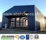 Stahlkonstruktion-Metalqualitäts-Gebäude-Gehäuse