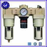 Lubrificatore pneumatico Frl del regolatore di pressione d'aria dell'unità di trattamento di sorgente di aria della Cina