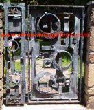 Cancello speciale in ferro battuto