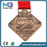 昇進のカスタマイズされた記念品3Dのバッジメダル