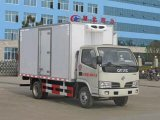 Dongfeng 5ton Small Refrigerated Truck, Meat Frozen Truck, Refrigerator Wagon, Refrigerator 밴, Refrigerated Car