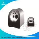Analyseur portatif de peau de face de la qualité la plus neuve pour le traitement de laser