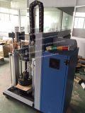 PVC木製に端の包むことのためのPurの熱い溶解の付着力の薄板になる機械