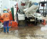 آليّة شاحنة عجلة غسل آلة
