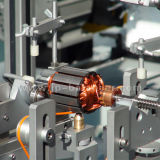 Small Motor Rotor Balancing Machine (PHQ-5D)