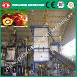 Matériel frais professionnel d'huile de fruit de paume du constructeur 1-20t/H