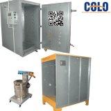 Sistema di rivestimento manuale della polvere con la cabina di spruzzo ed il forno di trattamento