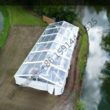 12x30m châssis en aluminium de luxe Grand Transparent tente d'événements