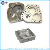 Часть точности подвергая механической обработке с алюминиевыми частями