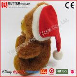 Le jour de Noël Cadeau animal en peluche Jouet de l'ours en peluche