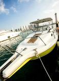 30 'Bateau de pêche en fibre de verre luxueux Hangtong Factory-Direct