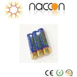 La batterie principale AAA alcalines LR03 batterie non rechargeable