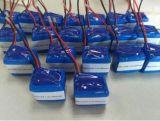 Bateria recarregável da potência do polímero do lítio do tamanho 163282 3.7V 5000mAh