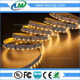 Vista lateral blanco cálido flexible SMD335 9.6W / M LED Strip
