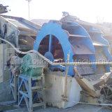 Linha de lavagem da areia da eficiência elevada com capacidade 100-150t/H