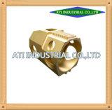 CNC van het Roestvrij staal van het Messing van het Aluminium van de douane de Draaiende Delen van de Tekening