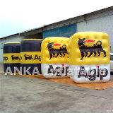 Aerostato cubico della mosca gonfiabile con tutta la stampa di Digitahi per il partito