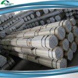 Tubo de acero galvanizado de diferentes tamaños laminados en caliente