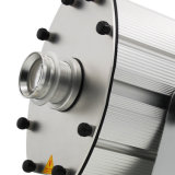 LED 80W Proyector de Gobo Rotator logotipo con la construcción de la publicidad