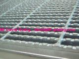 Grating van het Staal van de hete ONDERDOMPELING Gegalvaniseerde voor de Vloer van het Staal en Grating van de Geul Dekking