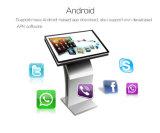 42 Zoll-Digitalsignage-Fußboden-stehender Kiosk-Touch Screen erhältlich