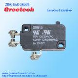 Micro-interrupteur de contact électrique utilisé dans Home appliance