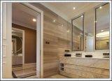 주문을 받아서 만들어진 크기를 가진 목욕탕을%s 명확한 은 미러의 현대 작풍