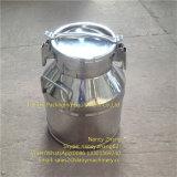 20 litros de armazenamento de leite de aço inoxidável lata de armazenamento de leite